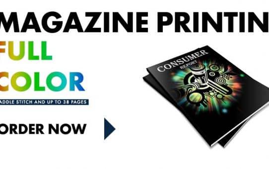 Atlanta Booklet Magazines & Catalogs Printing