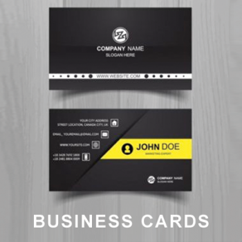 Business card printing services in atlanta duluth ga 250 business cards reheart Gallery