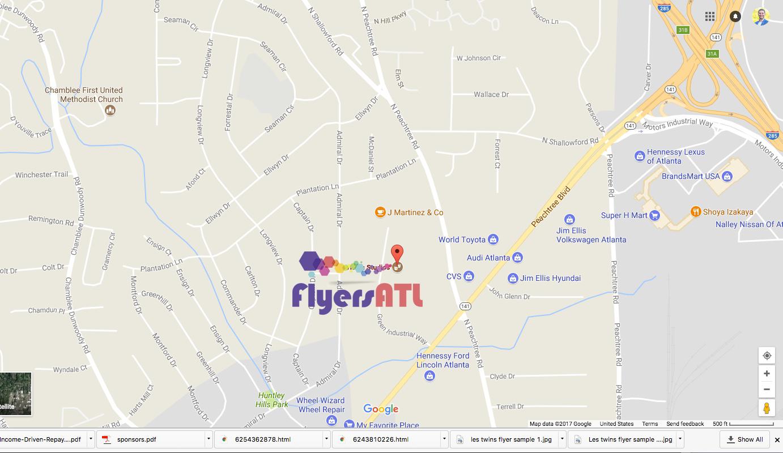 FlyersATL On-Demand Graphic Design and Printing