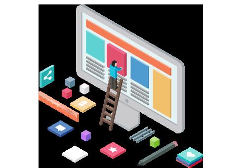 Web Graphic Design Service