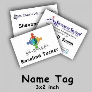 Cheap Name Tag Badge