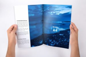 Atlanta Catalog Booklet Magazine Design Services