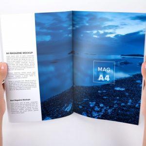 Atlanta Catalog Booklet Magazine Design Services