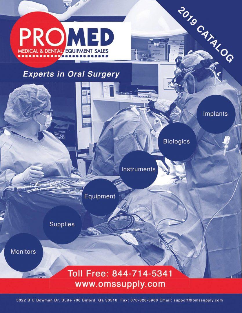 Medical Supply Catalog Printing