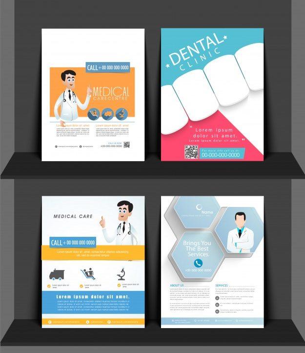 Atlanta Medical Supply Catalog Design Printing