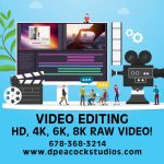 Digital Video Editing Atlanta