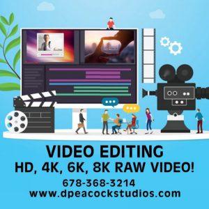 Digital Video Editing Atlanta