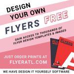 Design Your Own Flyers Atlanta, GA