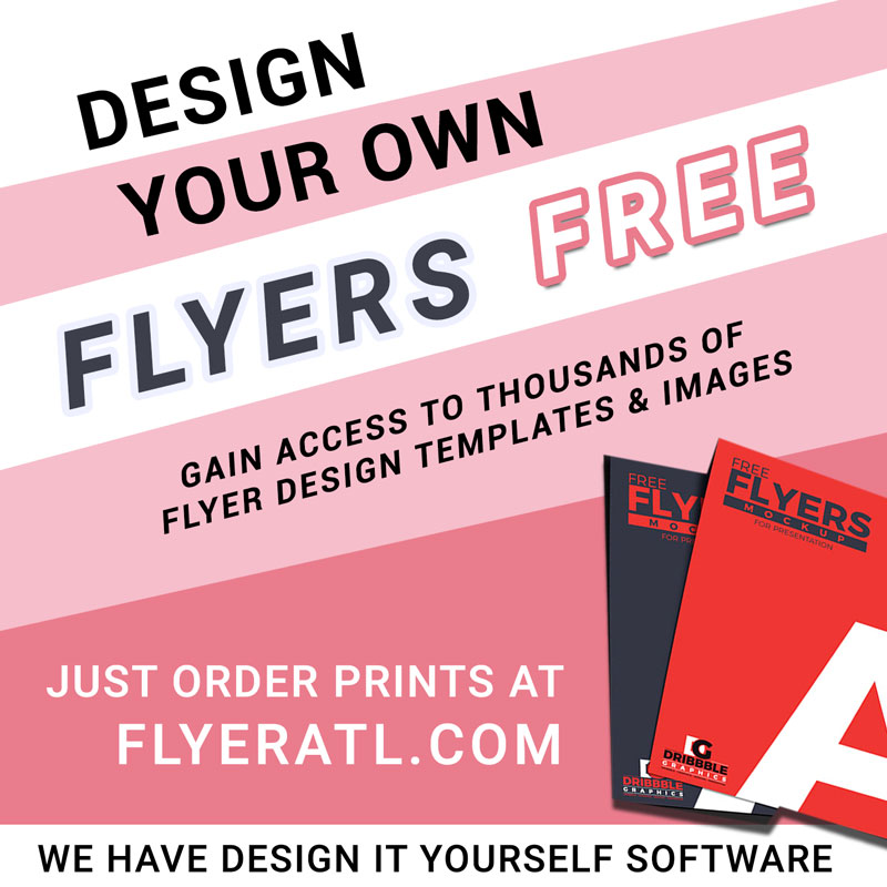 Design Yourself Flyer Maker Online