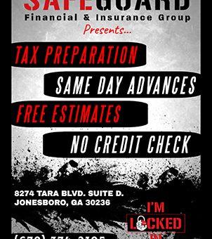 Professional Tax Services in Jonesboro GA