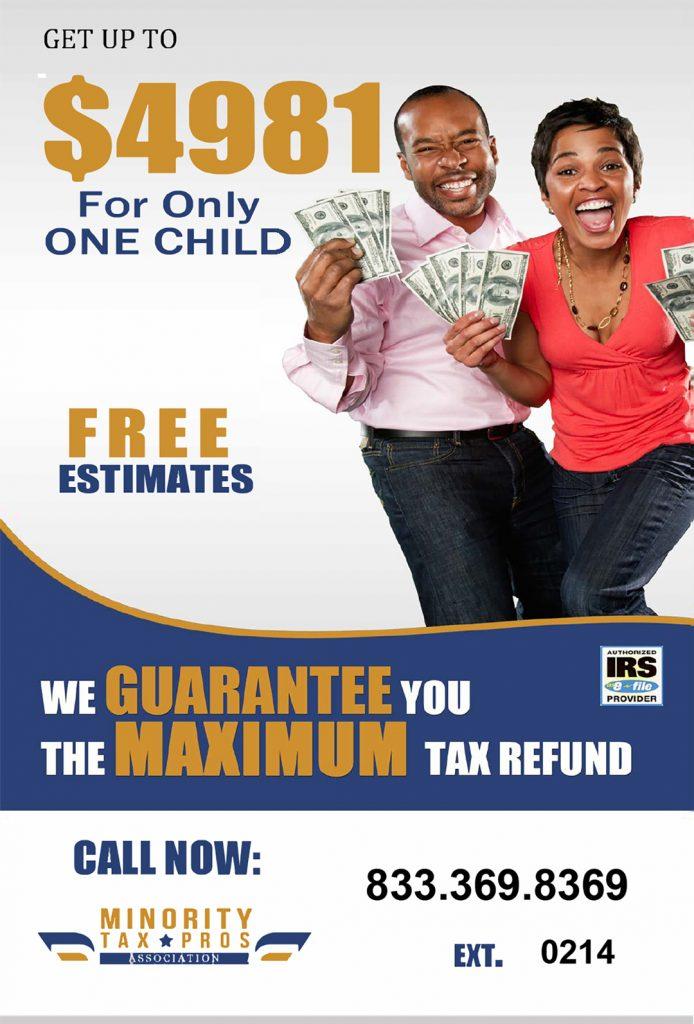 Minority Tax Pros Association Stone Mountain GA