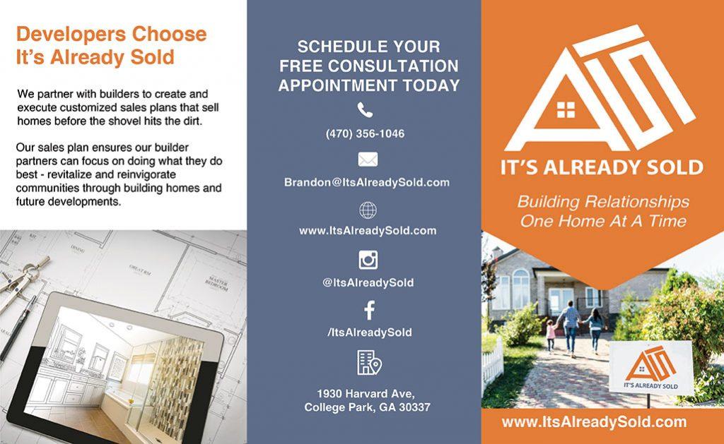 Atlanta Brochure Printing