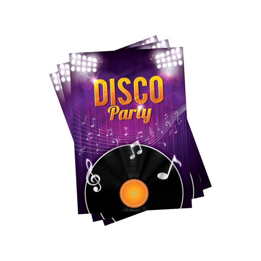 Atlanta Party Flyer Printing