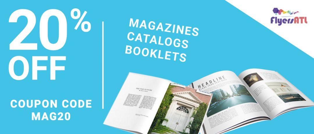 Cheap Booklet Catalog Magazine Printing