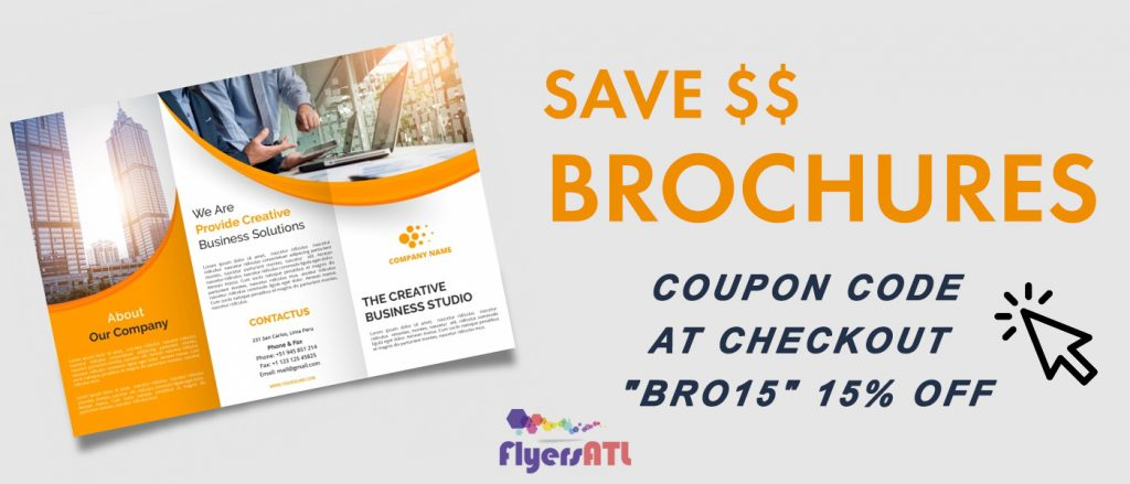 Cheap Brochure Printing Same Day Atlanta, GA
