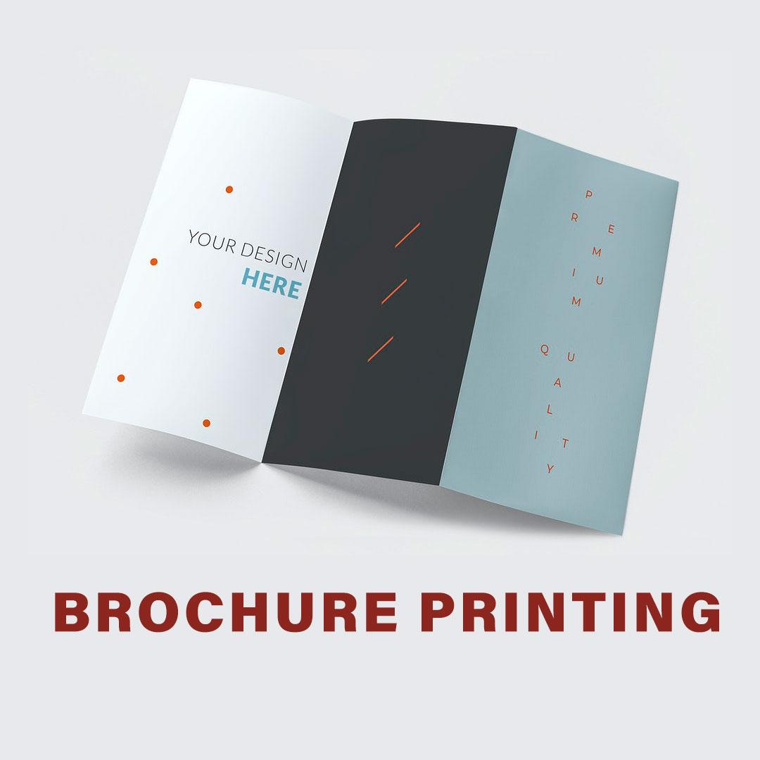 """8.5""""x14"""" Brochure Printing Tri-Fold Bi-Fold Same Day Printing Atlanta, GA"""