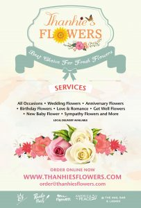 Flower Flyer Design