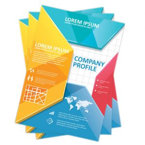 8.5x11 Flyer Prints (full sheet)flyers postcards printing & graphic design for business