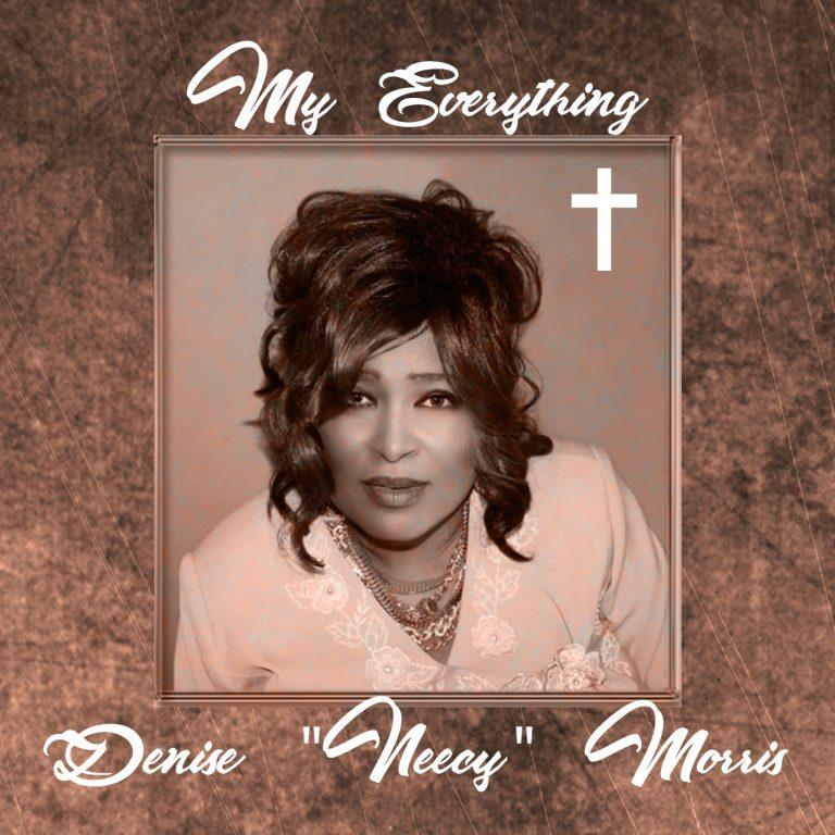 gospel christian music cover design