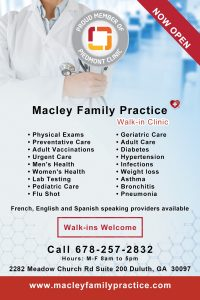 Healthcare Medical Flyer