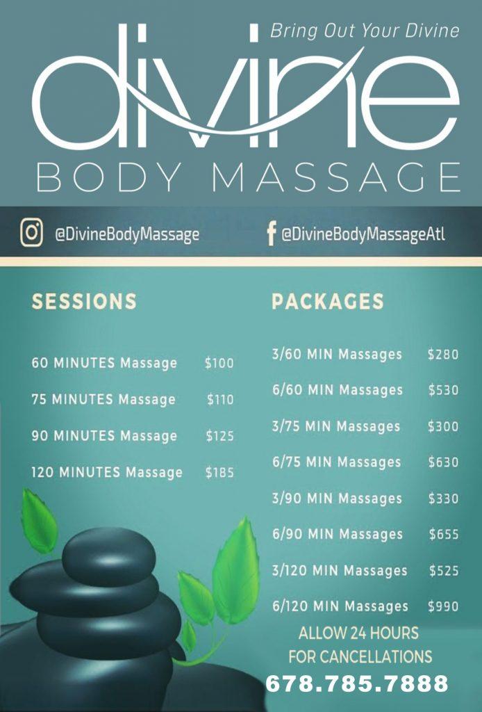 Divine Body Massage