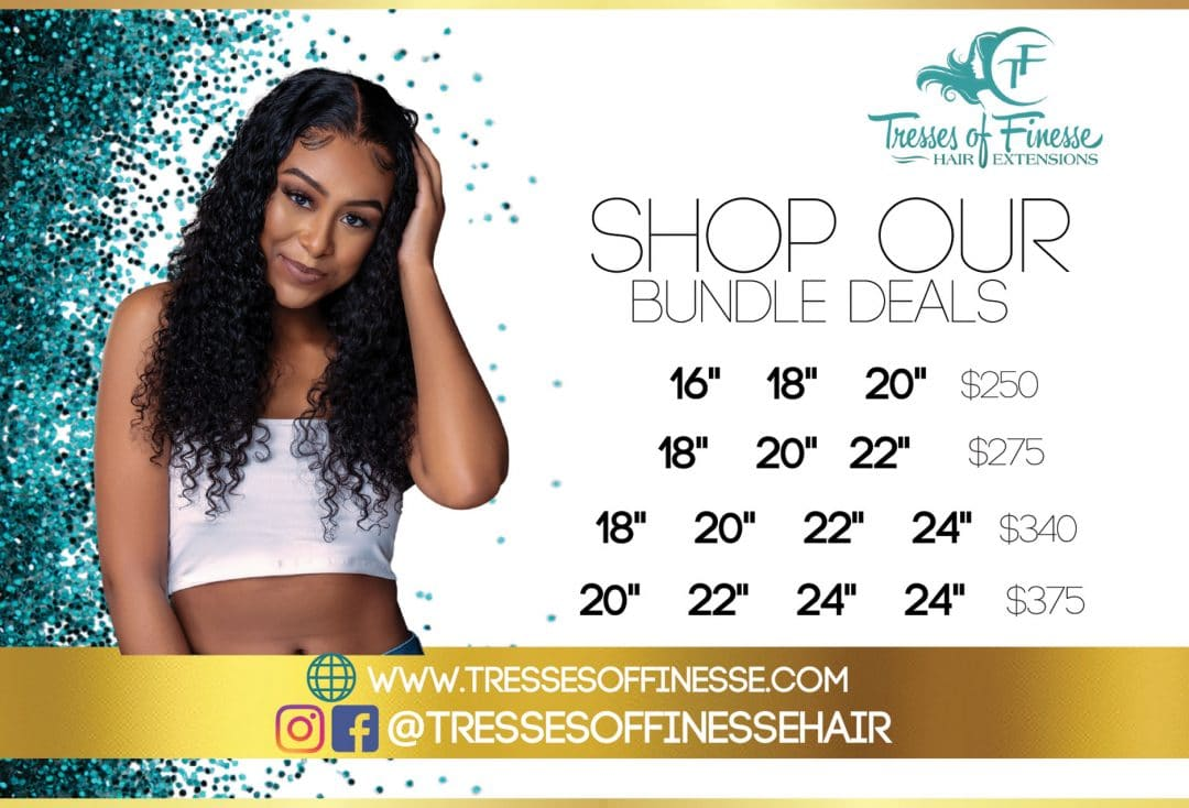Tresses of Finesse Hair Extensions
