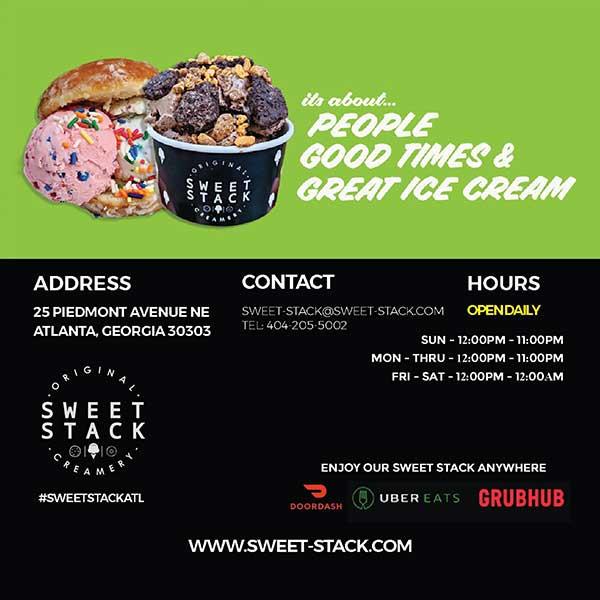 Ice Cream Shop Flyer