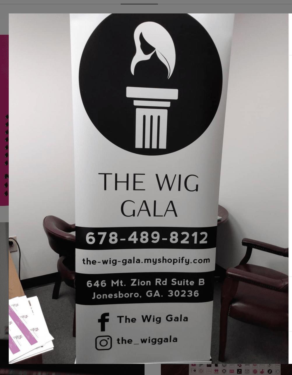 Atlanta Business Banners