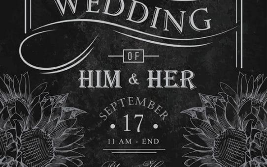 Print Wedding Programs