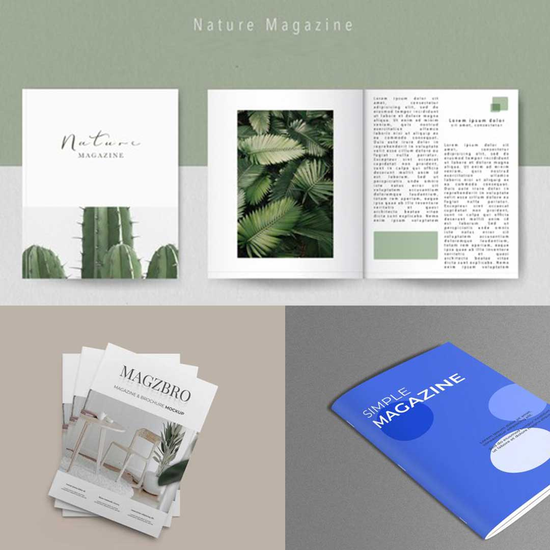 Custom Magazine, Booklet, Handbook Magazines Atlanta