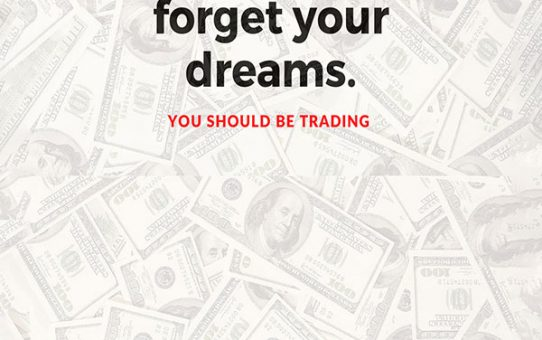 Forex Trading Flyer