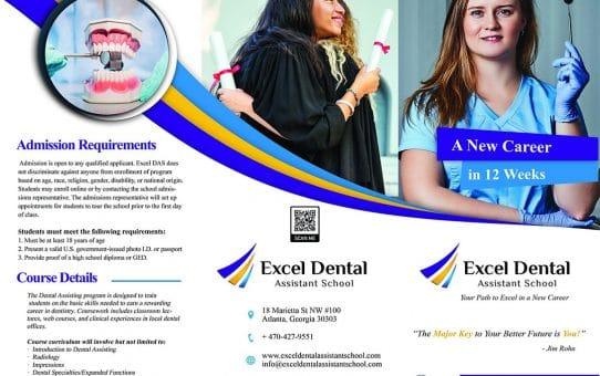 Dental Brochure Atlanta