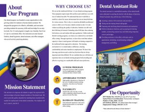 Dental Brochure Atlanta GA