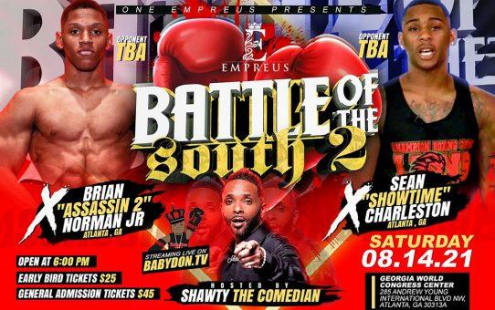 Atlanta Boxing August